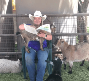 Reading with Friends... ANIMAL Friends!