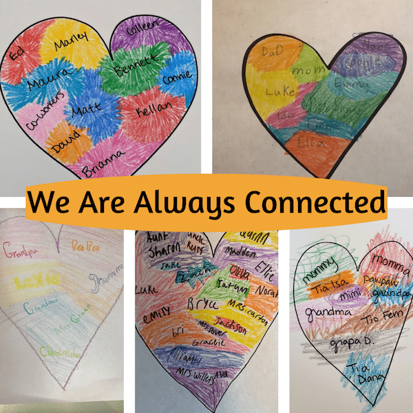 We Are Always Connected